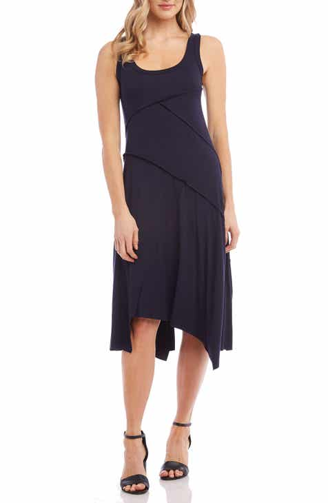 Alexander Wang Zipper Neck Long Sleeve Ribbed Maxi Sweater Dress by ALEXANDER WANG