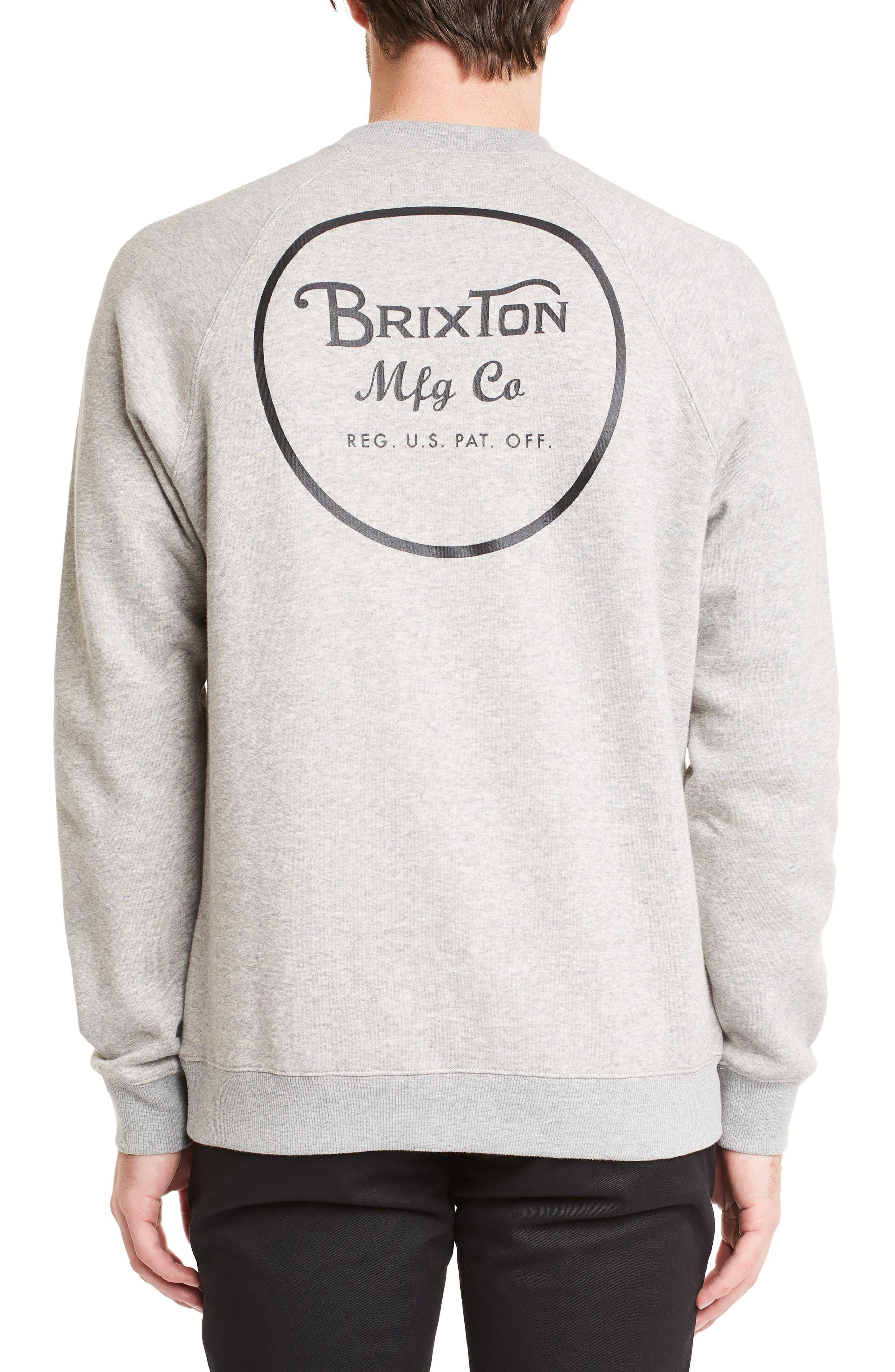 5726437943 Men s Brixton Clothing