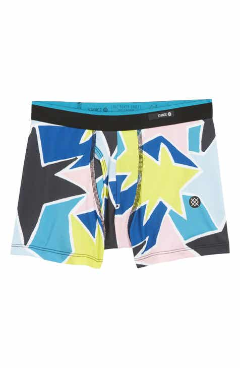 Stance Star Block Boxer Briefs (Little Boys & Big Boys)