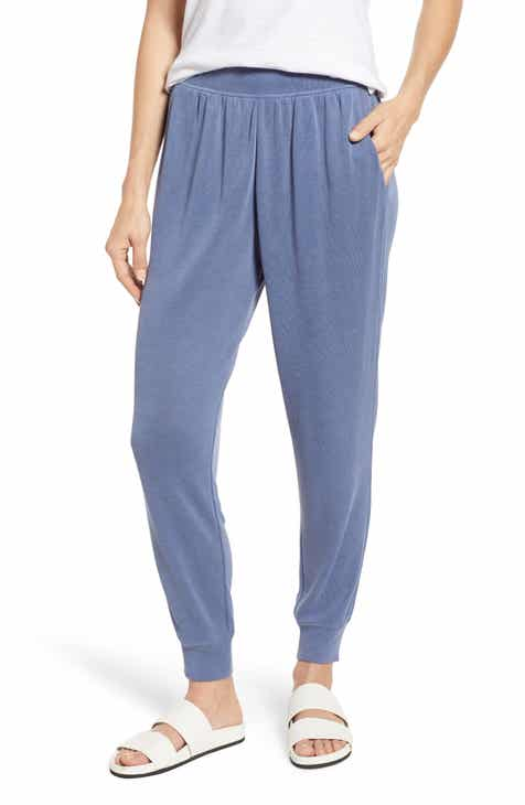 Lou & Grey Sandwashed Harem Pants by LOU AND GREY
