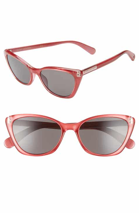 9a36354a165 MARC JACOBS 56mm Cat Eye Sunglasses
