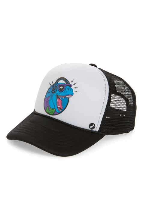 Mother Trucker & co. Dino Trucker Hat (Kids)