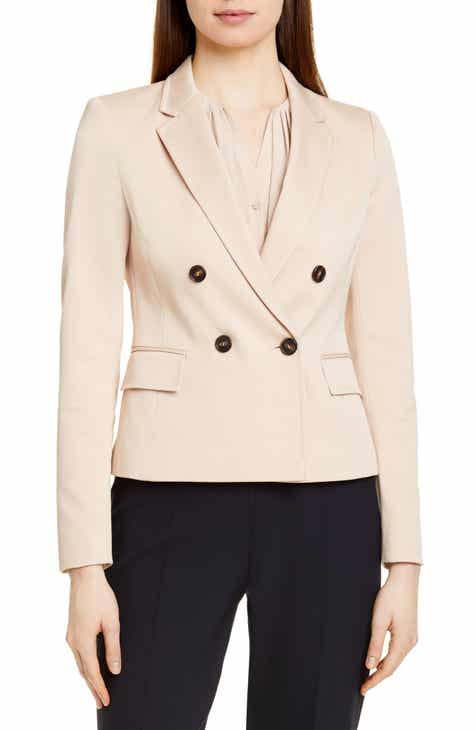 BOSS Jalarema Double Breasted Jacket (Regular & Petite) by BOSS HUGO BOSS