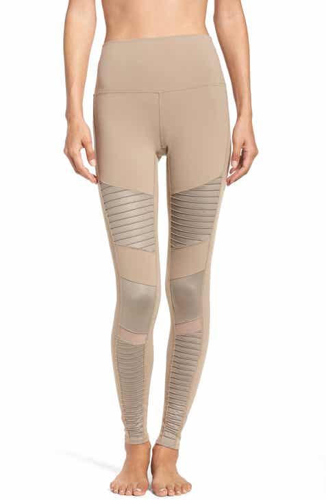 Alo High Waist Moto Leggings By ALO by ALO No Copoun