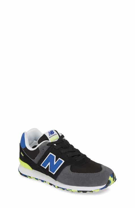 ad9de6569cb0c6 New Balance 574 Serpent Luxe Sneaker (Baby