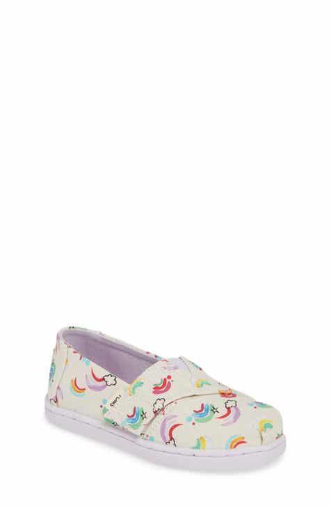 7a9e43ac836e Girls  TOMS Shoes