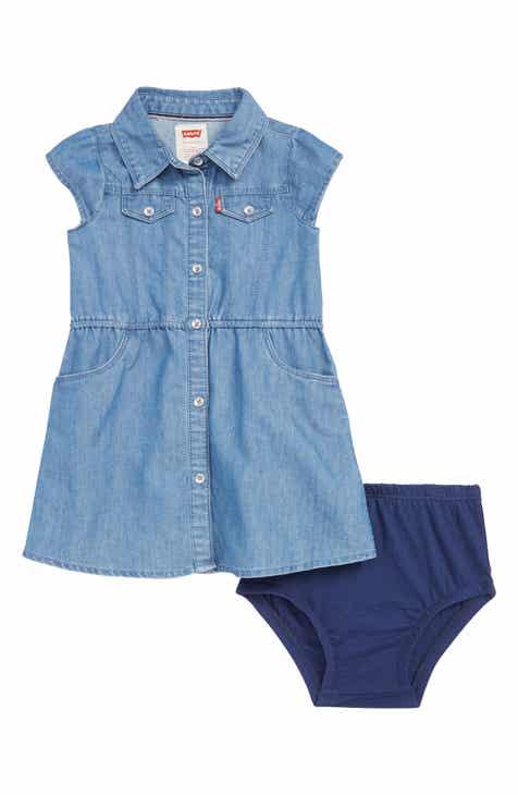 6b6134068ec Baby Girls  Levi s® Clothing  Dresses