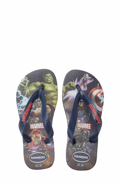 76e383a097e9 Havianas Top Marvel Flip Flop (Toddler   Little Kid)