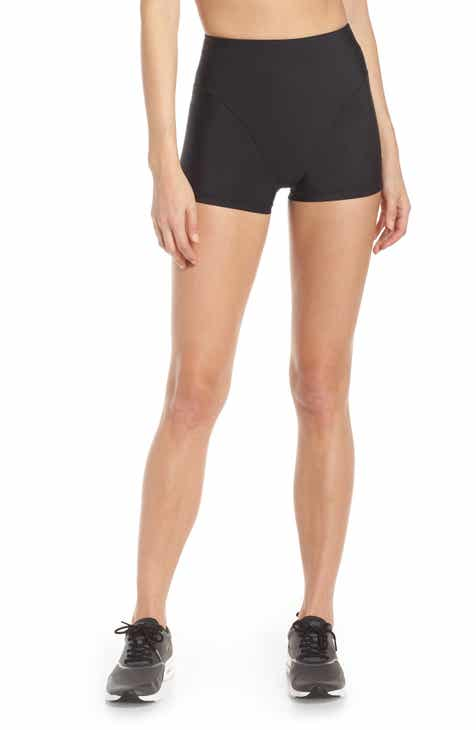 Adam Selman Sport Sport Booty French Cut Bike Shorts by ADAM SELMAN SPORT