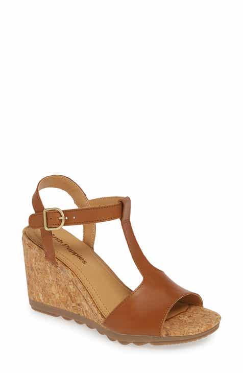 84cbece7f2a3 Hush Puppies® Pekingese Wedge Sandal (Women)