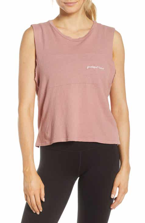 Good Hyouman Grateful Heart Crop Top by GOOD HYOUMAN