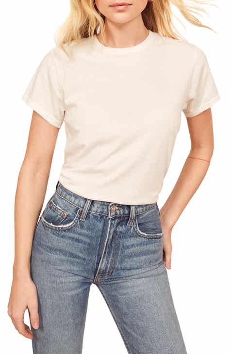 13d813bb3077 Reformation Perfect Vintage Organic Cotton Tee