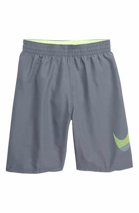Nike Mash-Up Breaker Swim Trunks (Big Boys) 74f82b95565