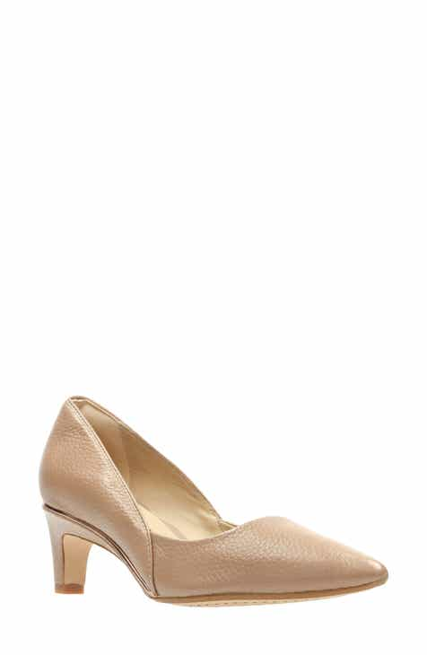 3f2459e6812b Clarks® Ellis Rose Pump (Women)