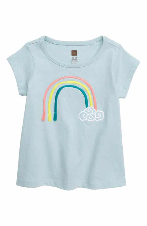 25b3350f tea collection shirts for girls   Nordstrom