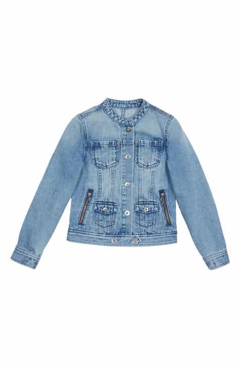 862e63b2c62c Habitual Girl Blakely Denim Jacket (Big Girls)