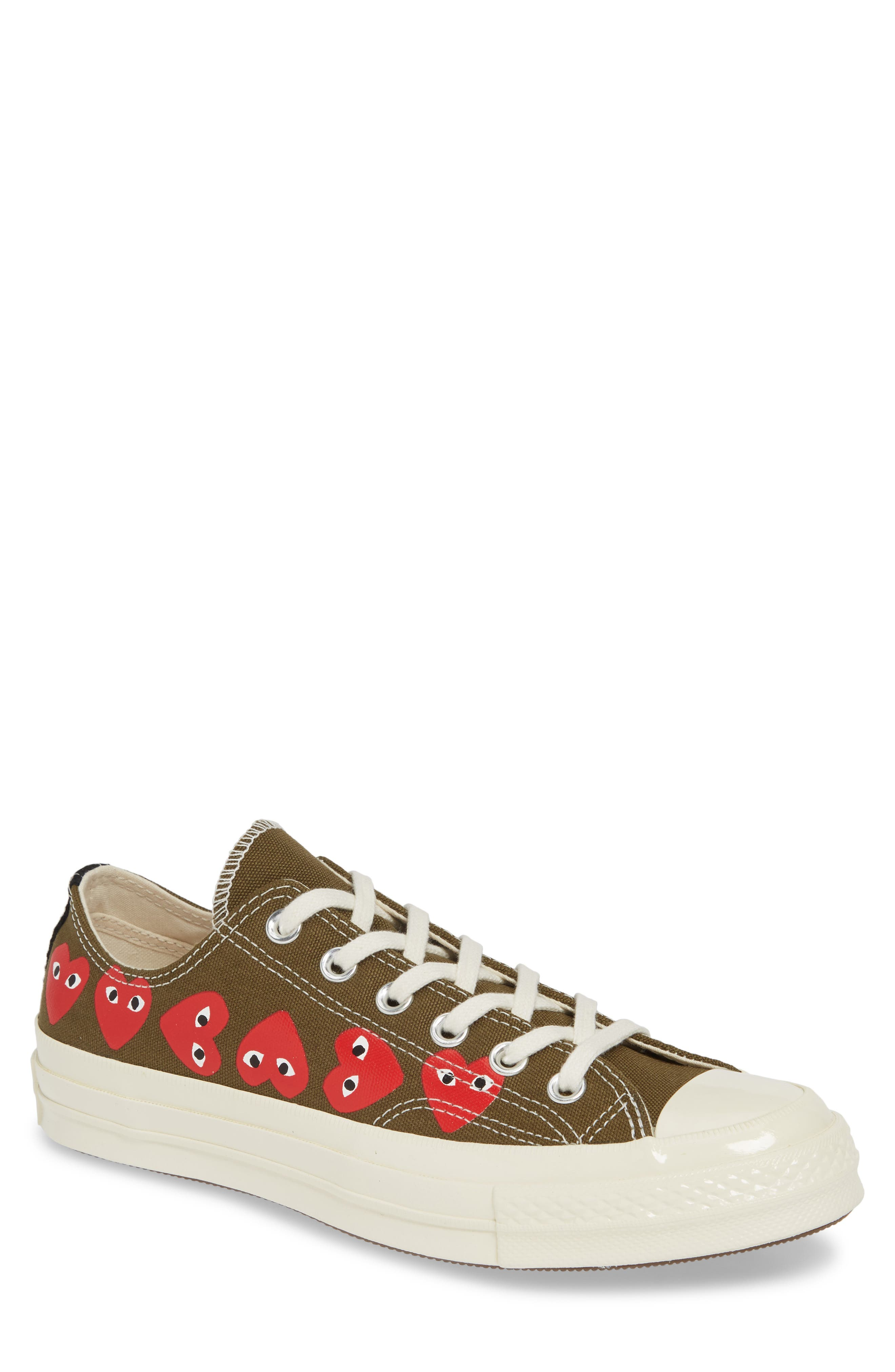 comme des garcons mens sneakers Sale,up to 40