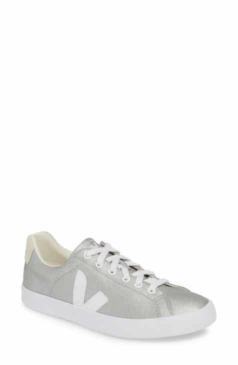 16b7cdfe3e Women s Metallic Sneakers   Running Shoes