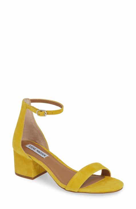04e608d4688 Steve Madden Irenee Ankle Strap Sandal (Women)