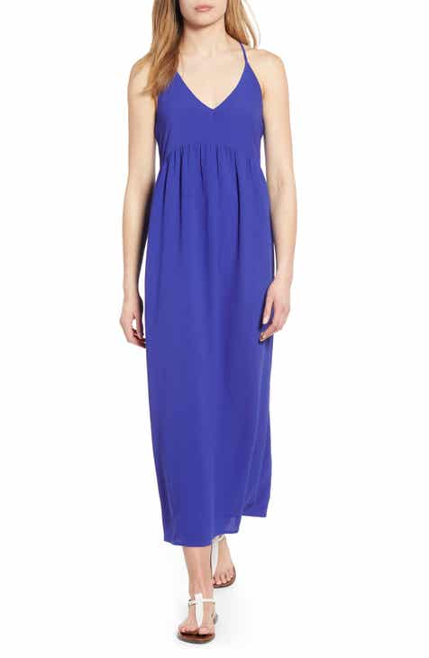 Palm Springs Festival Maxi Dress (Regular   Petite) (Nordstrom Exclusive) 894f27bd02eb