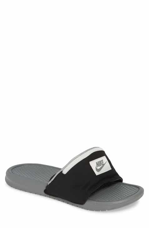 f563a2d557faa7 Nike Benassi Just Do It Fanny Pack Sport Slide (Men)