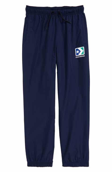dd8652f99f01 Converse Star Chevron Track Pants (Big Boys)