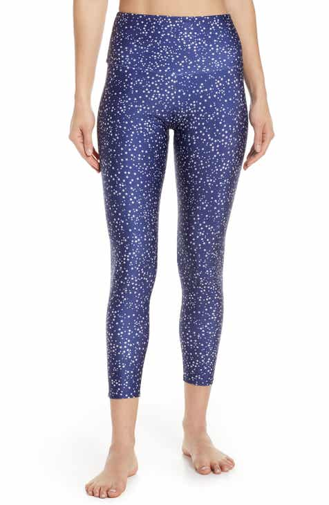 Onzie High Waist Basic Capri Leggings by ONZIE
