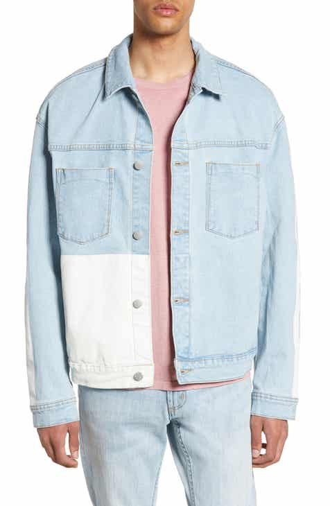 de6777ba54a52 Men s Denim Coats   Jackets