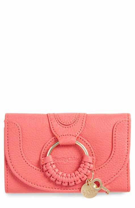 d568a9d0b68e See by Chloé Hana Leather Wallet
