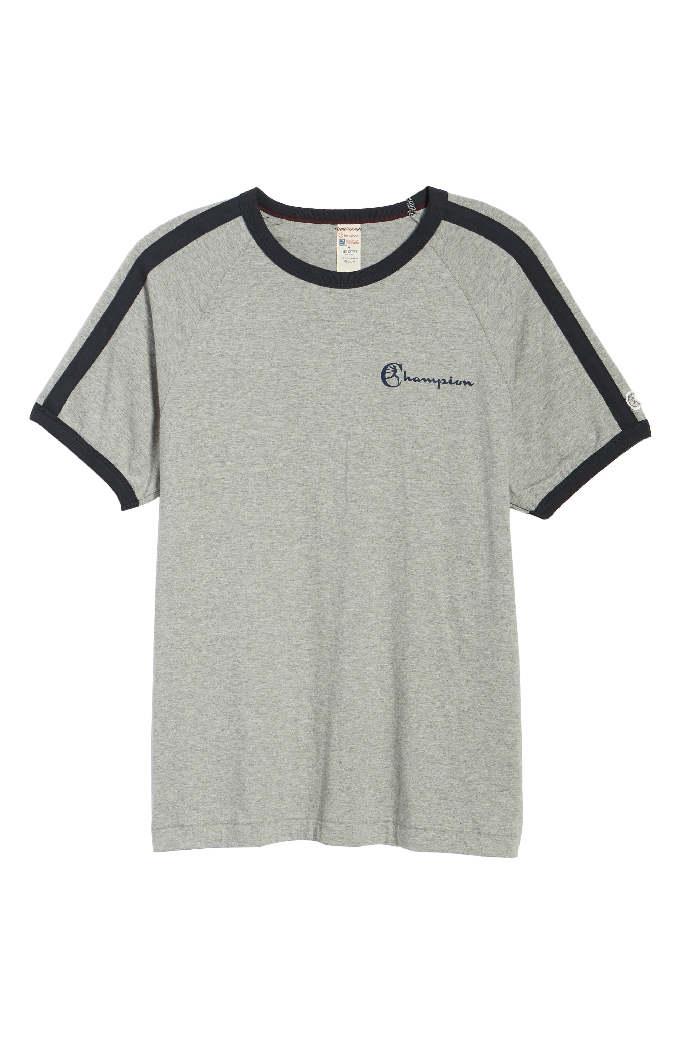6066cc3f Todd Snyder + Champion Crewneck T-Shirts for Men: Long & Short Sleeves |  Nordstrom
