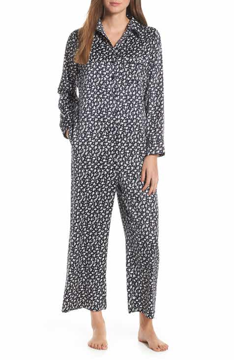 Something Navy Sleep Jumpsuit (Nordstrom Exclusive) by SOMETHING NAVY