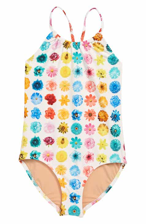 aa8b65894d crewcuts by J.Crew One-Piece Swimsuit (Toddler Girls