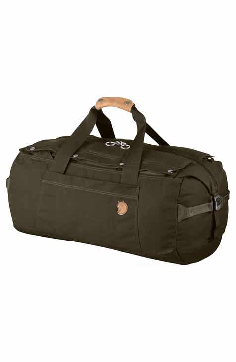 99be9bd205 Fjällräven Duffel No. 6 Small Convertible Duffel Bag