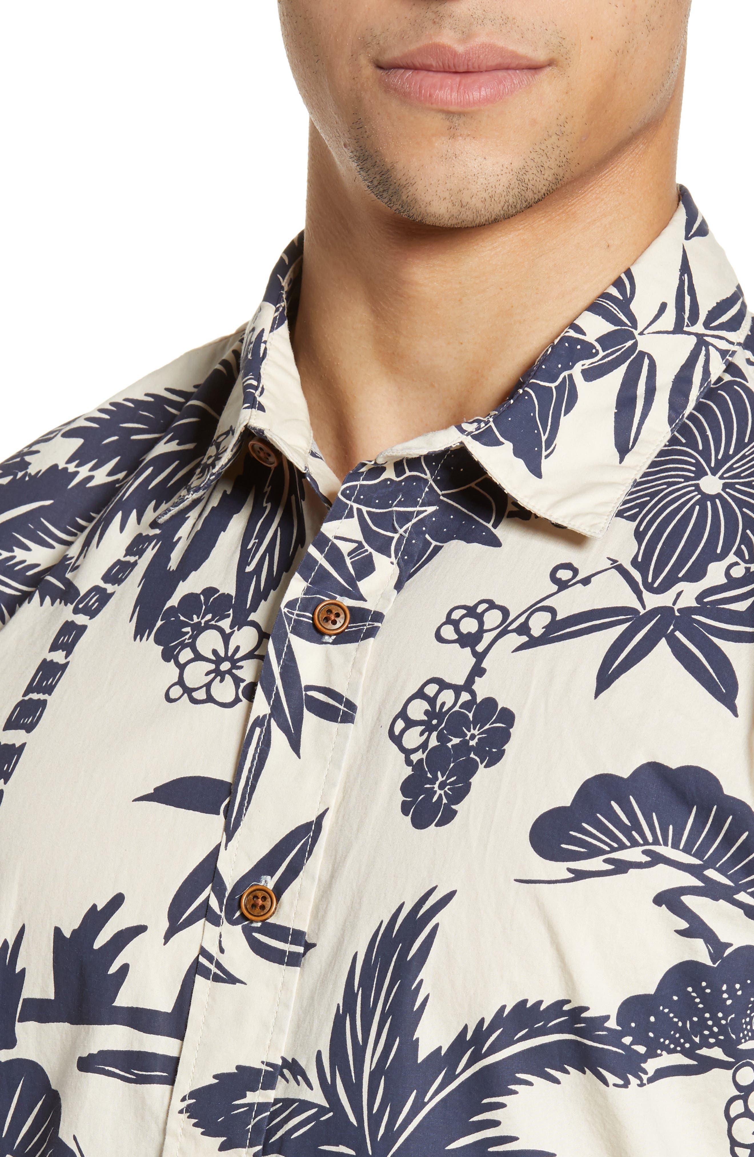 67025801b96 Men's Hawaiian Shirts | Nordstrom