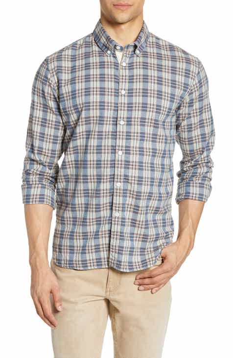 Men's Billy Reid Shirts | Nordstrom