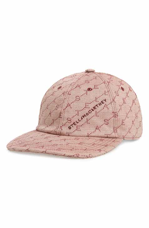 6d43e8ae855 Stella McCartney Eco Monogram Denim Baseball Cap