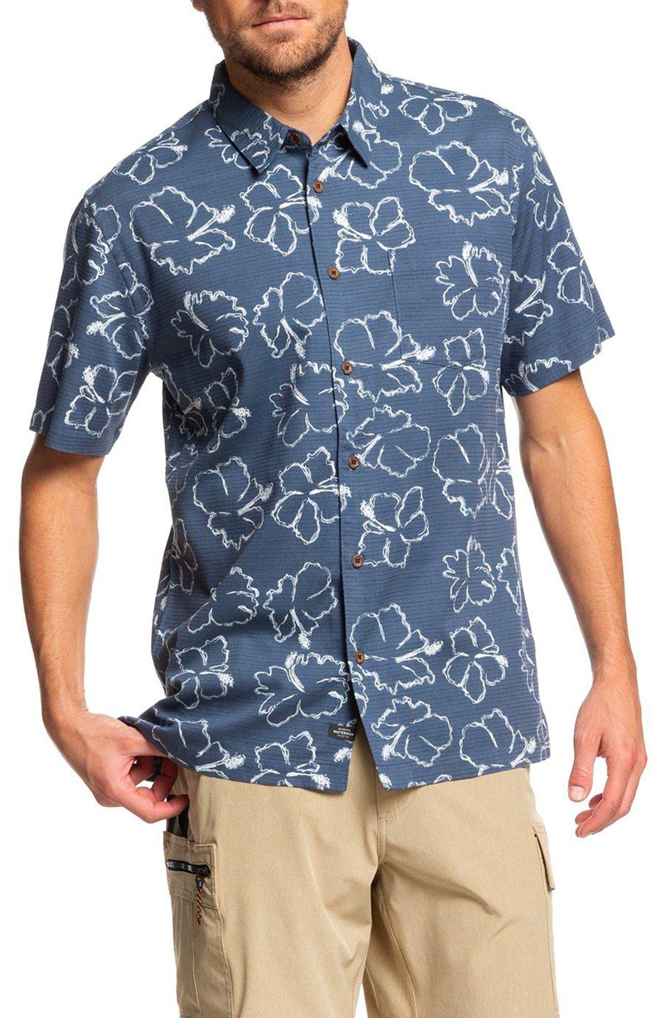 1d1c13d1 Men's Quiksilver Waterman Collection Shirts | Nordstrom
