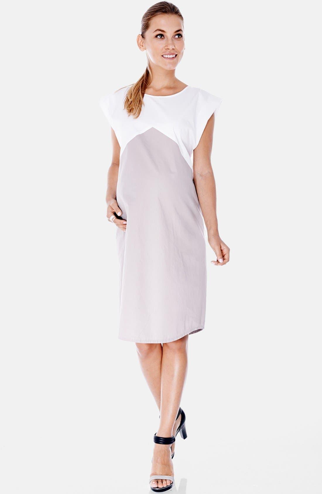 Alternate Image 1 Selected - Imanimo 'Kate' Maternity Dress