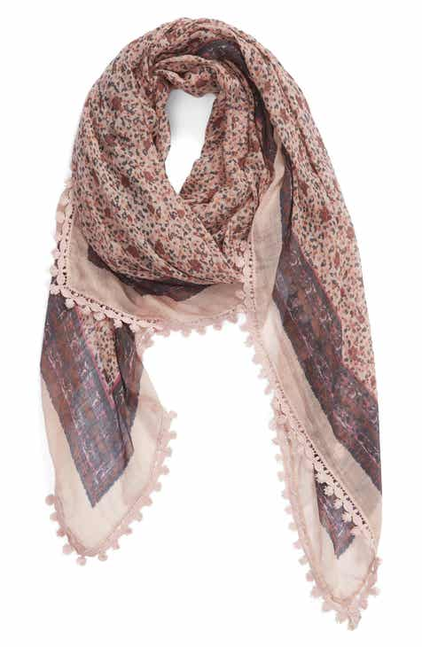 846762a07d5 Treasure   Bond Print Gauze Scarf