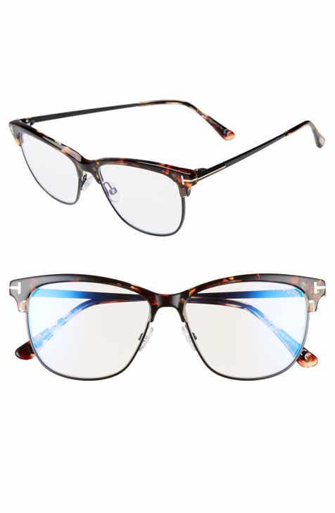 9be632a6169 Tom Ford 54mm Blue Light Blocking Glasses