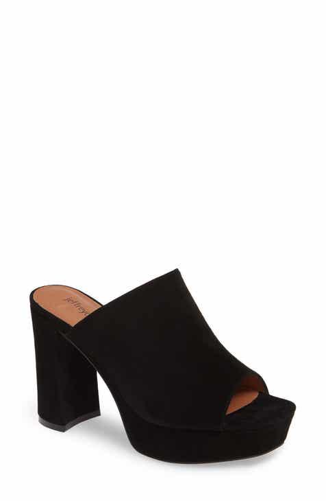 93367d196cb Jeffrey Campbell Pilar 2 Platform Slide Sandal (Women).  149.95. Product  Image