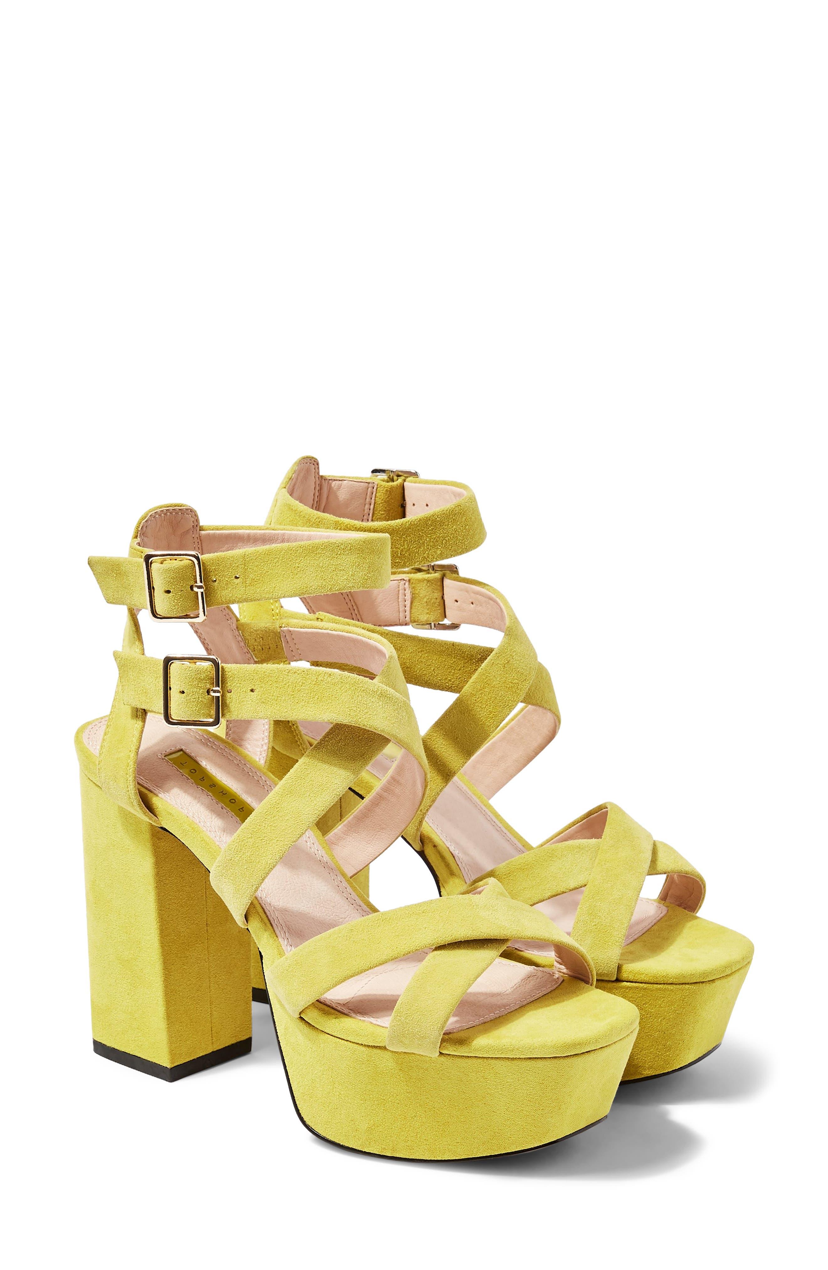 Topshop Shoesnordstrom Women's Yellow Shoesnordstrom Women's 2IHWD9YeE