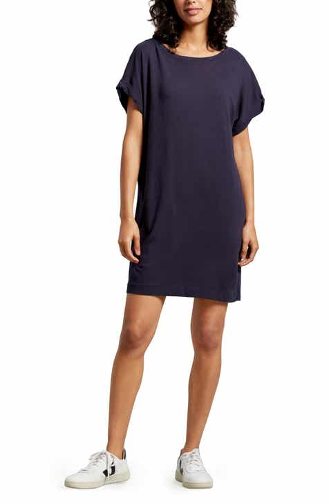 Michael Stars Scarlet T-Shirt Dress