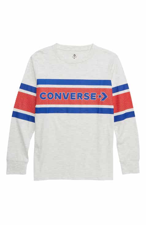 858c01c1fa5a Converse Two-Tone Graphic T-Shirt (Big Boys)