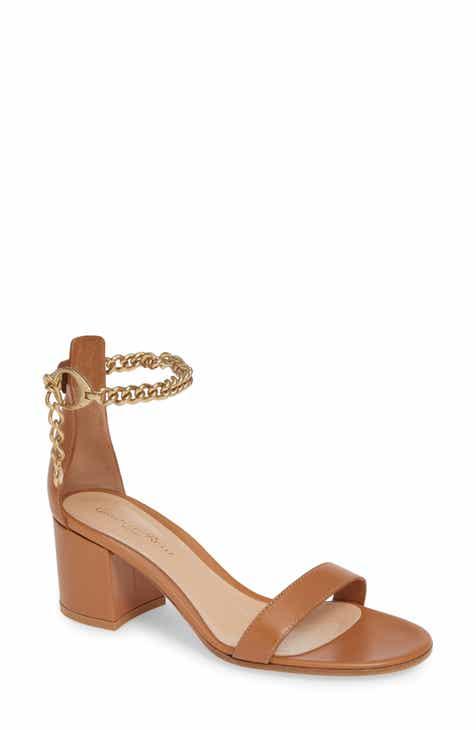 2accc0889 Gianvito Rossi Chain Link Sandal (Women)