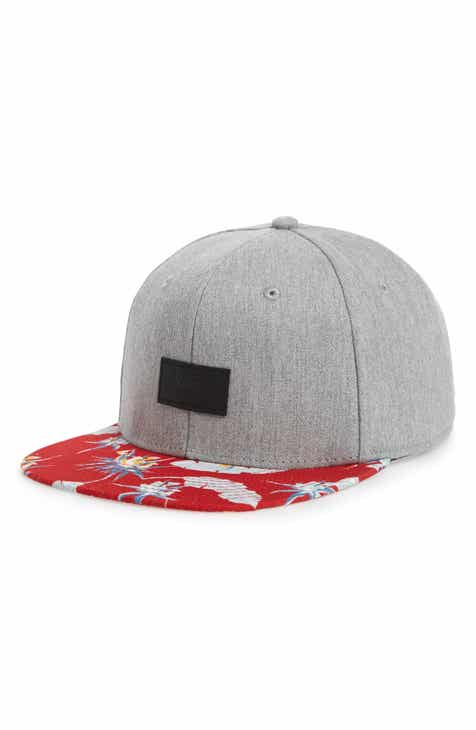 499a976d415d6 Vans All Over It Snapback Baseball Cap