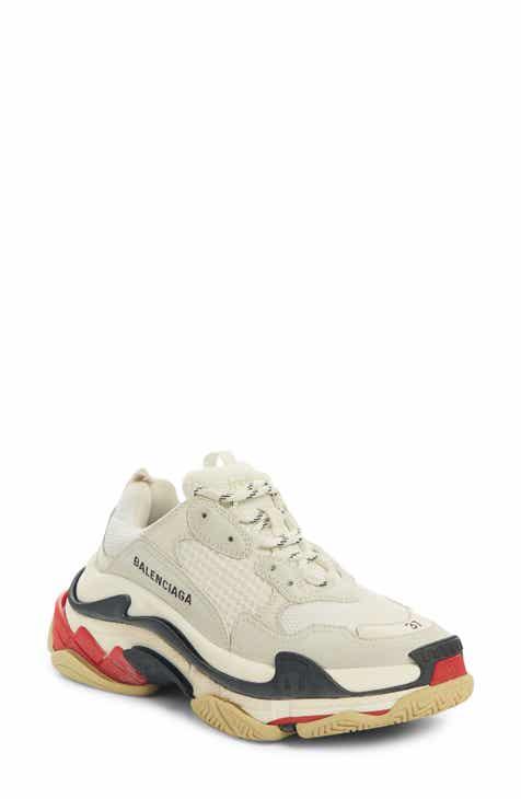 850de2ff92909 Balenciaga Triple S Low Top Sneaker (Women)