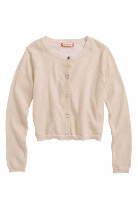1df538ddaf Ruby & Bloom Shimmer Cardigan (Toddler Girls, Little Girls & Big Girls)