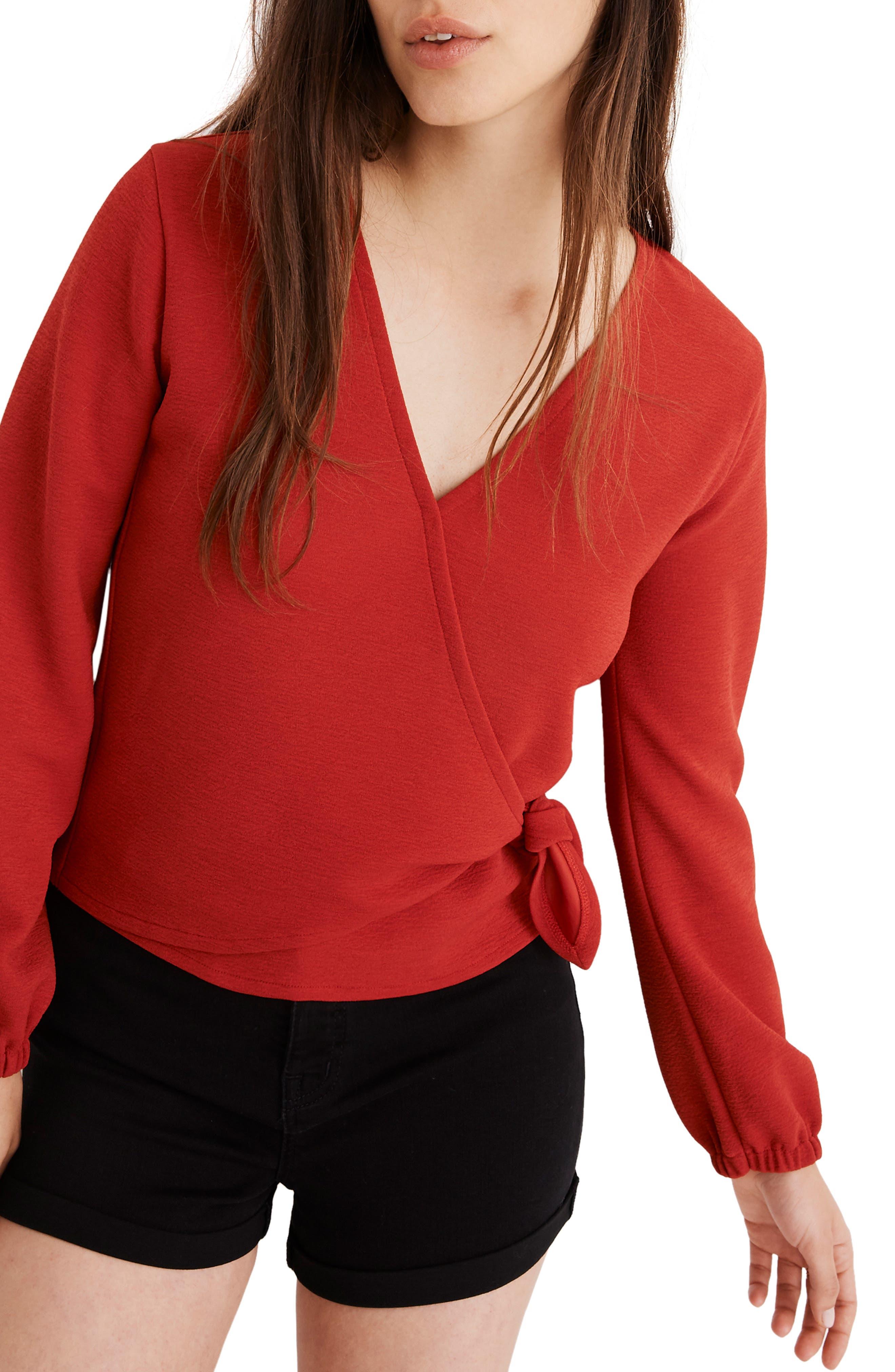 43004b5c30ab Women's Long Sleeve Tops | Nordstrom
