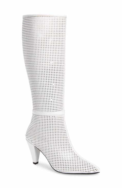 85978a3c420 Jeffrey Campbell Candle Knee High Boot (Women)